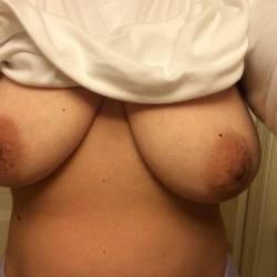 Large tits of a neighbor - Free Bird
