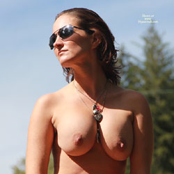 Thinking Of Warm Weather - Big Tits, Brunette