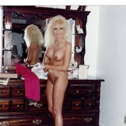 Medium tits of my ex-wife - ex wife