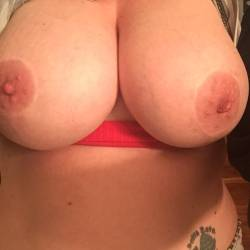 Large tits of my wife - mylady