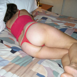 Bent Over Waiting