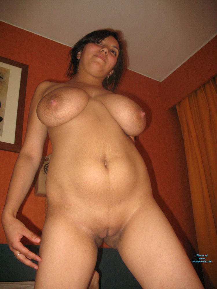 Mature women nude chilean