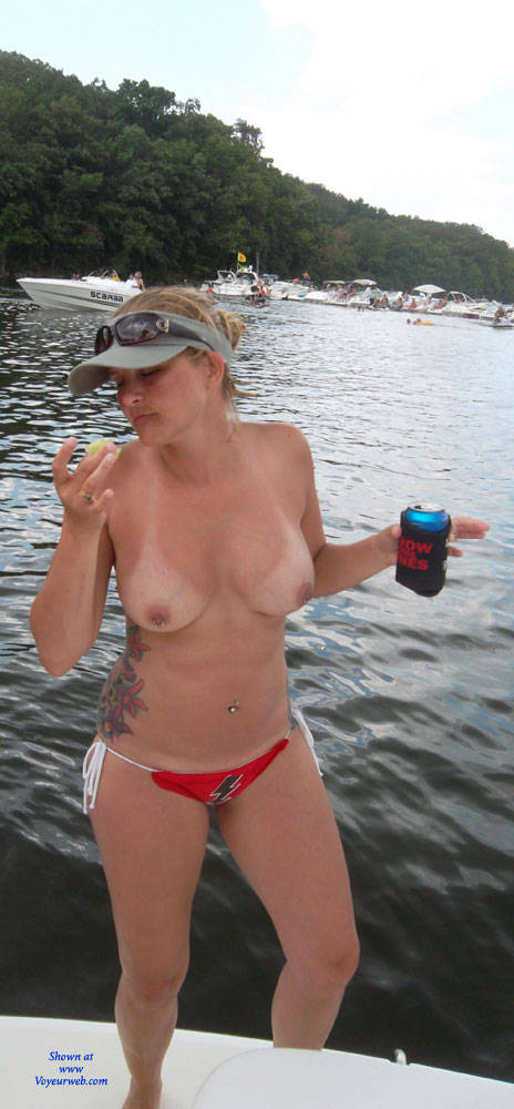 ozarks Lake of nudity the