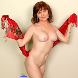 Naked Redhead With Scarf - Big Tits, Erect Nipples, Firm Tits, Full Nude, Hard Nipple, Huge Tits, Nipples, Perfect Tits, Redhead, Shaved Pussy, Showing Tits, Hairless Pussy, Hot Girl, Naked Girl, Sexy Body, Sexy Boobs, Sexy Figure, Sexy Legs, Amateur