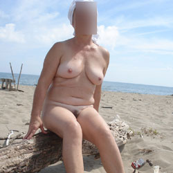 Mature At The Beach - Beach