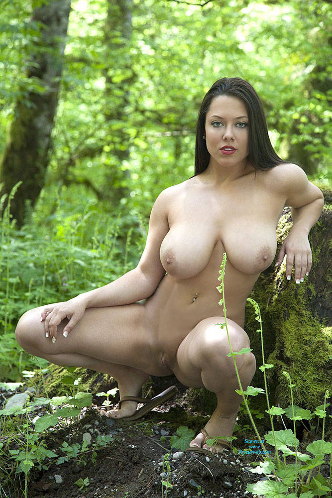 Pic #7 Rebel Sue With love - Shaved, Nature, Brunette, Big Tits