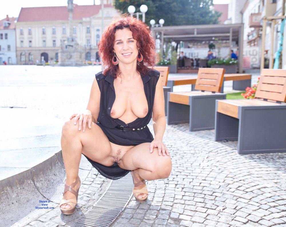 Nude Redhead In The City - Big Tits, Exposed In Public, Flashing Tits, Flashing, Heels, Huge Tits, Nude In Public, Nude Outdoors, Redhead, Showing Tits, Trimmed Pussy, Hot Girl, Sexy Body, Sexy Boobs, Sexy Face, Sexy Legs , Nude In Public, Redhead, Tits, Beautiful Body, Sexy Woman, Heels, Trimmed Pussy, Legs