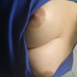 Large tits of my girlfriend - Maria