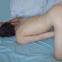 Naked, Enjoying Erotic Poses