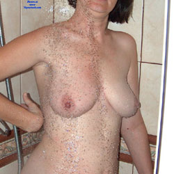 Shower Time - Big Tits