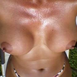 My large tits - argentinita