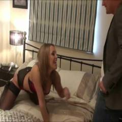 Paying My Rent!! - Big Tits, Blowjob