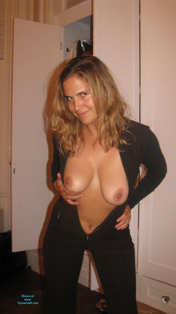 Pic #1 - Fun Loving Girl - Big Tits, Blonde Hair, Natural Tits, Shaved , Beautiful, Blond Natural Tits, Big Tits, Shaved!