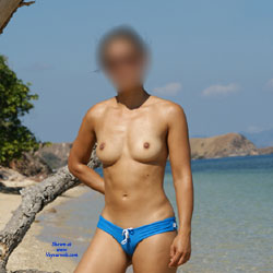 Island Discovery - 1 - Beach, Bikini Voyeur