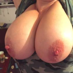 Very large tits of my girlfriend - Gf girls