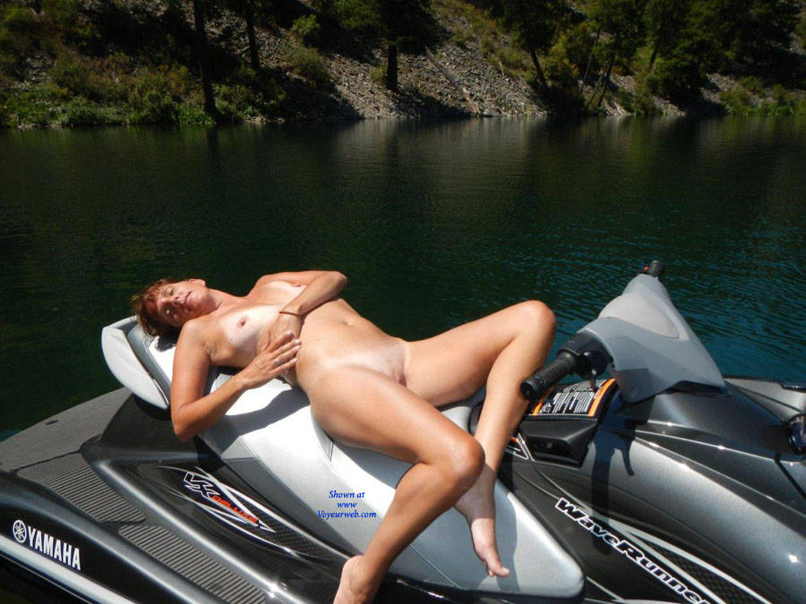 wife on jet ski april voyeur web