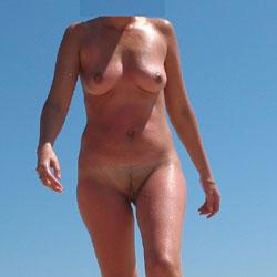 Nude - Beach, Big Tits