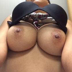Large tits of my wife - karlalindapa
