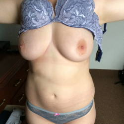 Very large tits of my wife - GorgeousWifey