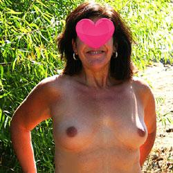 Outdoor Fun II - Big Tits, Brunette, Outdoors