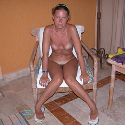 Wife On Holiday! - Wife/Wives, Bush Or Hairy