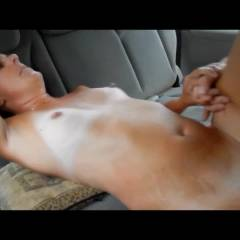 Hard Fucking And Money Shot With A Suprise - Blowjob, Cumshot, Penetration Or Hardcore, Pussy Fucking, Shaved, Wife/Wives