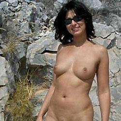 Au Soleil d'Espagne - Big Tits, Brunette