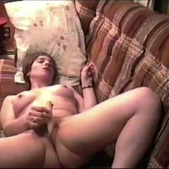 Machelle Masturbating - Blowjob, Brunette, Masturbation, Toys