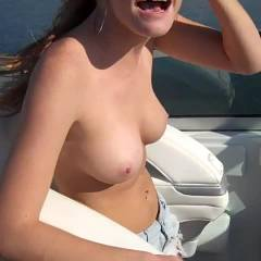 Topless Boat Ride - Outdoors
