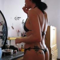 My ex-girlfriend's ass - niki