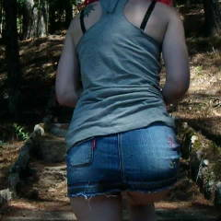 Upskirt Fun - Redhead, Nature, Wife/wives