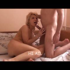 Pussy And Ass - Pussy Fucking, Penetration Or Hardcore, Girl On Guy, Blonde, Blonde Pussy