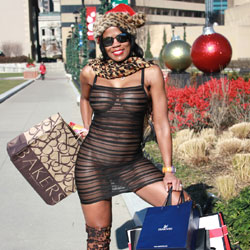 Nude Ebony In Holiday Shopping - Big Tits, Boots, Exposed In Public, Firm Tits, Flashing, Huge Tits, Nude In Public, Nude Outdoors, Pussy Lips, See Through, Showing Tits, Hot Girl, Sexy Body, Sexy Boobs, Sexy Figure, Sexy Girl, Sexy Legs, Ebony, Wife/Wives