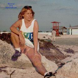 Buttness And Boobness - Beach