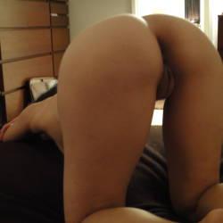 My wife's ass - ShWh
