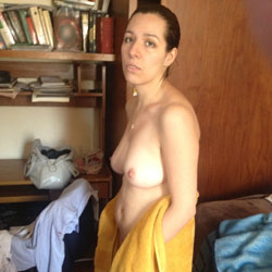 Susana en Depa de Migo 2 - Brunette