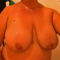 My large tits - Lana