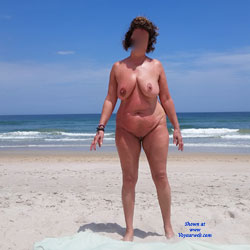 Ahhhh .. The Beach - Beach, Big Tits