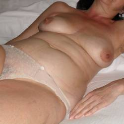 Large tits of my girlfriend - Mery