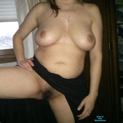 Wife Getting Ready - Big Tits, Wife/Wives