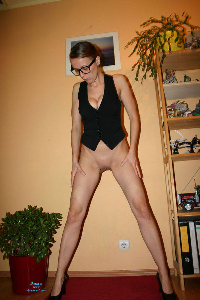Pic #1 - Made For You - Brunette Hair, Shaved, Wife/Wives , Wife, Nude, Sexy, Cougar, Milf