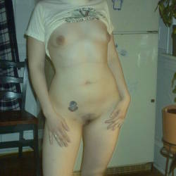 Small tits of a co-worker - anna l