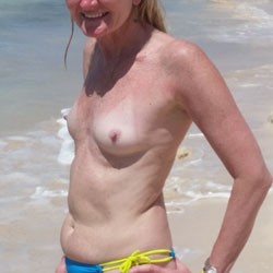 A Little More Confidence And Fun - Beach