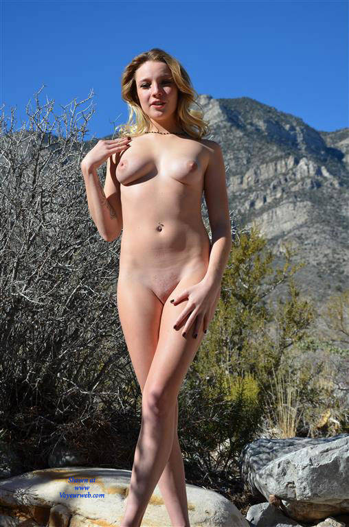 Pic #5 More Elle By Popular Request - Big Tits, Nature