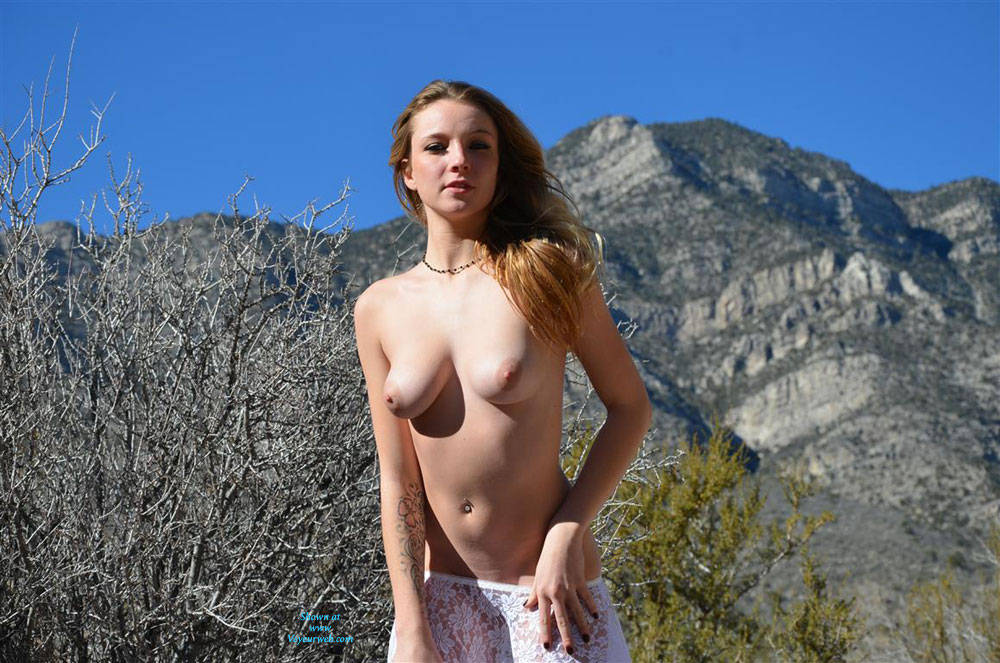Pic #8 More Elle By Popular Request - Big Tits, Nature