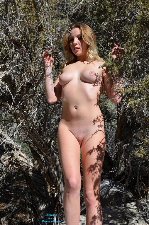 Pic #4 More Elle By Popular Request - Big Tits, Nature