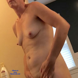 MILF Out Of The Shower - Mature, Wife/Wives