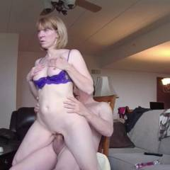 Sunny Day! - Big Tits, Blowjob, Girl On Guy, Shaved