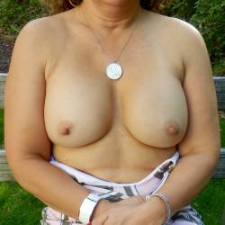 Large tits of my wife - Hulagirl