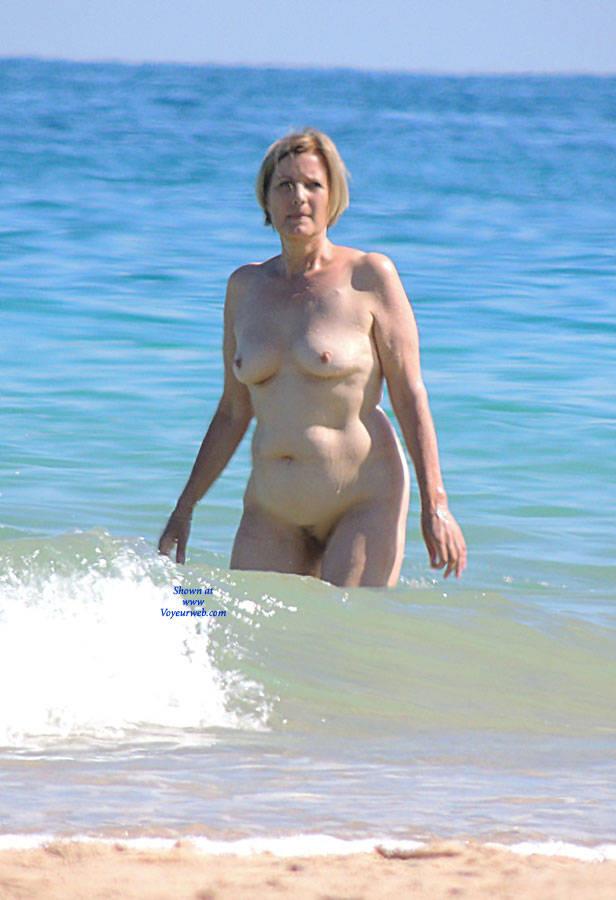 Milf Beach Nude
